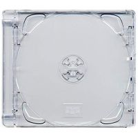 Caja CD Super Jewel para 1 o 2 CD